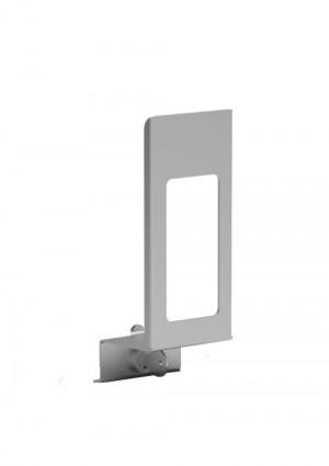 Verschlussblende für Wandspender Aluminiumgehäuse